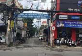 Bán đất sổ hồng riêng mặt tiền đường Hà Chương, phường Trung Mỹ Tây, Q12, DT 4x17m