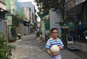 Bán nhà 1 lầu giá rẻ chỉ 58 tr/m2 HXH đường Đỗ Thừa Luông, P. Tân Quý, Q. Tân Phú 4 x 24m, 1 lầu