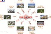 Bán CC Xuân Mai Park State view đẹp nhất  Hà Đông, Hà Nội dt 65m2 giá 1.45 Tỷ 2PN