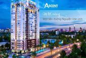 Nhận booking dự án Ascent Lakeside, officetel cao cấp Q. 7, chỉ 40 triệu/m2. Bàn giao quý 3/2019