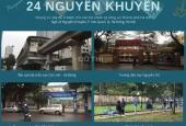 Chỉ còn 3 căn hàng thương mại dự án 24 Nguyễn Khuyến - Văn Quán - Hà Đông