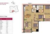 Bán căn hộ 127,55m2 dự án Hà Đô Park View hướng mát. LH: 039 679 1895
