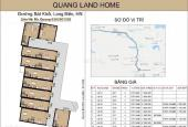 Khẩn cấp mở bán 10 căn liền kề 2 mặt thoáng gần Aeon Mall Long Biên, DT từ 31m2 đến 42m2 x 4 tầng