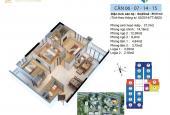 Cần Chuyển Nhượng  căn 3PN R2 Goldmark City.Full nội thất cao cấp,thiết kế smarthome LH: 0843769666