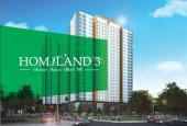 Chính chủ bán gấp căn hộ Homyland 3. Giá 2ty6 diện tích 81m2. Gọi Ngay 098 266 7473