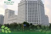 Quà tặng 200 triệu, CK 11% và tặng ngay 1 cây vàng hoặc 1 cặp IPhone khi mua Eco City Việt Hưng