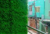 Bán nhà HXH 75 Nguyễn Cửu Vân, P17, Bình Thạnh, 1 trệt, 1 lầu đúc trụ 32m2. LH 0907779688 xem nhà