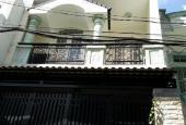 Nhà đường Bình Trị Đông, 4.55 x12.5 hẻm 6m thông tặng toàn bộ nội thất