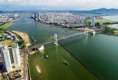 Bán đất 120m2 mặt tiền sông Hàn, MT đường Trần Hưng Đạo, ngay khán đài pháo hoa quốc tế