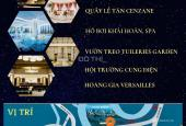 Paris Hoàng Kim - Khu Thủ Thiêm Quận 2 - 2PN 2WC - thanh toán đợt 1 chỉ 500tr ký HĐ