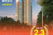 Chỉ 2,3 tỷ sở hữu căn hộ cao cấp vị trí mặt đường Giải Phóng, gần BV Bạch Mai, ĐH Kinh Tế, Xây Dựng