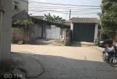Đất thổ cư Giang Cao, Bát Tràng diện tích 123m2, đường thông ô tô đỗ cửa