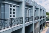 Bán 1 khu nhà quốc lộ 50 và 1 khu nhà gần chợ Hưng Long, sổ hồng riêng giá 888tr - 1 tỷ 250tr
