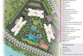 Bán căn hộ chung cư 3PN, 121m2, tại dự án Palm Heights, Quận 2, LH 0903147772