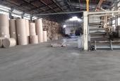 Bán kho, nhà xưởng sản xuất giấy tái chế, Bến Lức, Long An, diện tích 7200m2, giá 70 tỷ