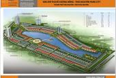 Bán đất nền dự án tại khu đô thị Hồ Xương Rồng, Phường Phan Đình Phùng, Thái Nguyên