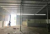 Cho thuê kho hàng DT 260m2  tại Minh Khai, xe container đỗ, bảo vệ 24/24