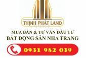 Chính chủ cần bán lô đất đường Nguyễn Khuyến khu đô thị Nam Vĩnh Hải. LH 093 1982 039