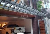 Cần bán gấp nhà tại Hoàng Quốc Việt, gara ôtô, diện tích 80m2, 5 tầng, mặt tiền 5,5 m, giá 14,5 tỷ