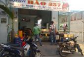 Nhà kế góc gần Coopmart Phú Lâm trên MT hẻm Tân Hòa Đông, giá thanh lý, 2,8 tỷ, có sổ riêng