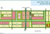 Bán nền nhà phố Vạn Phát Hưng dãy A10 DT 132m2 view rạch, giá 48 tr/m2, 0933.49.05.05