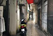 Bán nhà mặt ngõ đường Đê Trần Khát Chân, xe máy tránh, khu vực an ninh tốt, 51m2, 2.95 tỷ