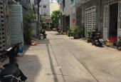 Bán nhà riêng 1 sẹc đường Gò Xoài, Phường Bình Hưng Hòa A, Bình Tân, diện tích 64m2, hẻm thông 5m