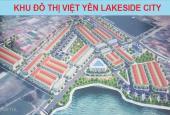Cơ hội đầu tư giá gốc dự án cụm dân cư số 4, Bích Động Việt Yên Bắc Giang. LH 0983668531