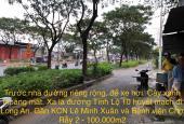 Bán nhà mặt phố tại Đường Tỉnh Lộ 10, xã Lê Minh Xuân, Bình Chánh, Hồ Chí Minh, diện tích 122m2