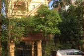 Bán biệt thự đơn lập vip KĐT Văn Quán, DT 225m2, 4 tầng mặt tiền 15m, giá 20 tỷ, LH 0869999588