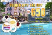5 Lý do nên đầu tư đất nền dự án Golden City Củ Chi - Ngay từ giai đoạn 1 lh0931154979