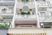 Bán nhà quận Gò Vấp, P. 9 thiết kế kiểu Châu Âu, nằm trong khu nhà lầu đồng bộ đường Phạm Văn Chiêu