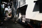 Nhà 4x6,5m, 1 lầu, 2pn; 1 sẹc Bùi Quang Là, hẻm nhựa xe hơi, SH riêng