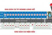 Khu dân cư hiện đại mặt tiền Quốc Lộ 53 đầu tiên TT Long Hồ