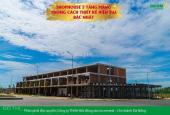 Shophouse mặt tiền 50m đường lớn nhất thành phố - Thanh toán trong vòng 1 năm