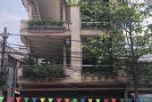 Cho thuê nhà 1 trệt, 3 lầu, 7 PN, MT 8x16m, đường Trần Quốc Toản, p. An Bình. Giá: 25 triệu/th
