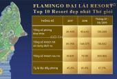 Chỉ từ 3,2 tỷ đồng là có thể sở hữu ngay biệt thự tại Flamingo Đại Lải, sổ đỏ vĩnh viễn