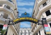 Nhà phố Song Minh Residence mặt tiền Thới An giá từ 4.8 tỷ. Đã có sổ hồng chính chủ từng căn