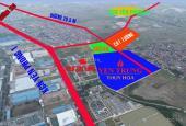 Đất nền sổ đỏ lâu dài ngay khu CN Sam Sung Bắc Ninh. Cơ hội lớn cho các nhà đầu tư. LH 0908616129