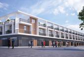 Bán nhà phố mặt tiền QL53 TT Long Hồ chỉ với 525 triệu sở hữu nhà đẹp