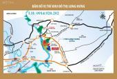 Cần bán lô đất HD07, đường 21m, 2 mặt tiền trước sau, khu 4, khu đô thị Long Hưng City, vị trí đẹp