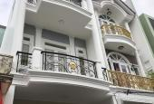 Bán nhà hẻm 19 Nguyễn Cửu Đàm, P. Tân Sơn Nhì, Q. Tân Phú, dt: 4x19,5m, đúc 3,5 tấm, giá: 8,5 tỷ