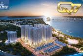 Sở hữu căn hộ 2PN 2WC Q7 SaiGon RiverSide 1.7 tỷ, view sông Sài Gòn.