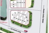 Bán đất Mặt tiền đường Nơ trang Long, phường 13, Bình Thạnh diện tích 5x16