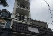 Bán nhà MTNB KD đường Lê Liễu, P. Tân Quý, Q. Tân Phú: 4 x 19,5m, 3 lầu, 1 sân thượng