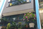 Bán nhà KV Đào Tấn - Linh Lang, 60m2, 4 tầng, ô tô tránh trước nhà