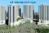 Chính chủ bán gấp căn hộ Lê Thành Tân Tạo, căn góc yên tĩnh, lầu cao. Nhận nhà ở ngay