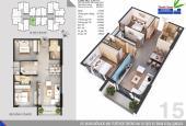 Cần bán  suất ngoại giao dự án Thanh Xuân Complex Nhận nhà ở ngay Full nội Thất  DT: 82.8m2