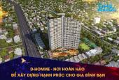 Căn hộ D-Homme mặt tiền Đường Hồng Bàng, trung tâm quận 6