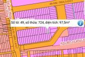 Bán 1 lô đất mặt tiền B1 khu dân cư phú thịnh phường long bình tân